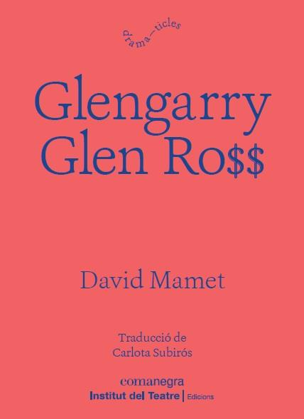 GLENGARRY GLEN ROSS | 9788418022197 | MAMET, DAVID