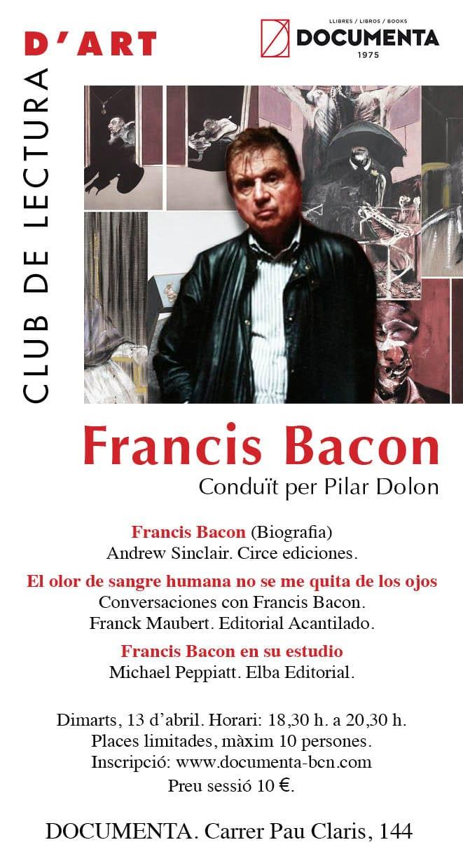 Club de lectura d'art, comentem: Francis Bacon -