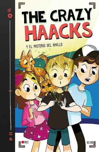 THE CRAZY HAACKS Y EL MISTERIO DEL ANILLO (THE CRAZY HAACKS 2) | 9788417460112 | THE CRAZY HAACKS,
