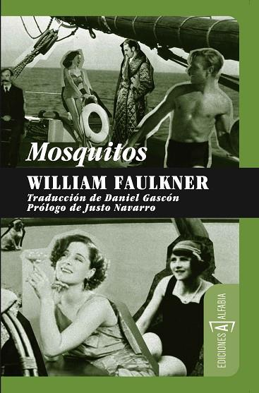 MOSQUITOS | 9788493734862 | FAULKNER, WILLIAM