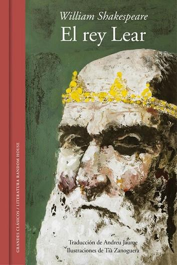 REY LEAR, EL (ED. ILUSTRADA) | 9788439732174 | SHAKESPEARE, WILLIAM