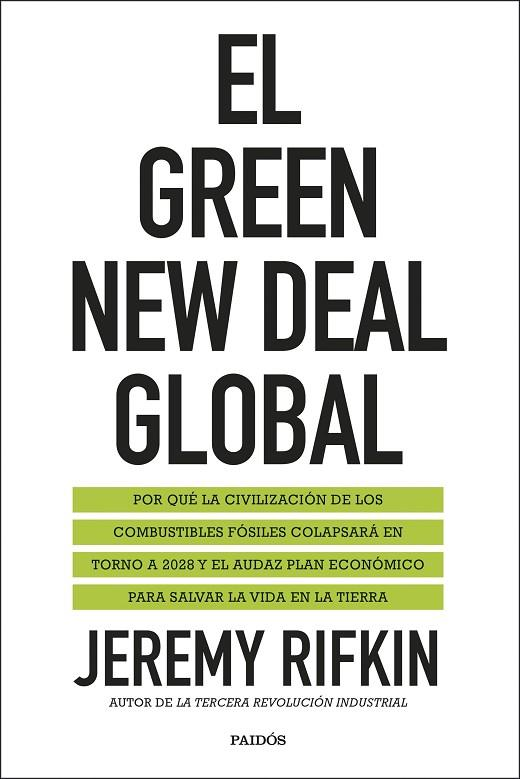 EL GREEN NEW DEAL GLOBAL | 9788449336270 | RIFKIN, JEREMY