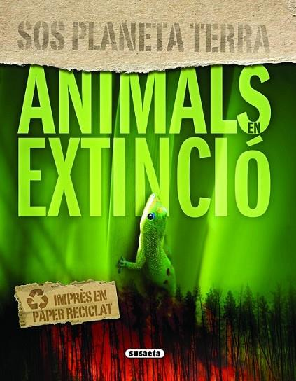 ANIMALS EN EXTINCIO | 9788467709193 | VARIS