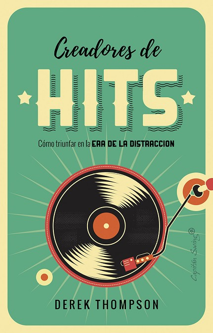 CREADORES DE HITS | 9788494886195 | THOMPSON,DEREK