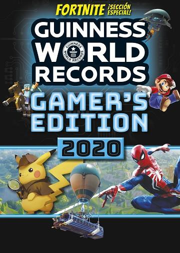 GUINNESS WORLD RECORDS 2020. GAMER S EDITION | 9788408212911 | GUINNESS WORLD RECORDS