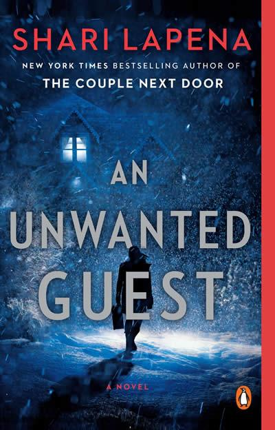 AN UNWANTED GUEST  | 9780552176279 | LAPENA, SHARI