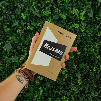 BRASERS | 9788473292405 | CHANG, EILEEN