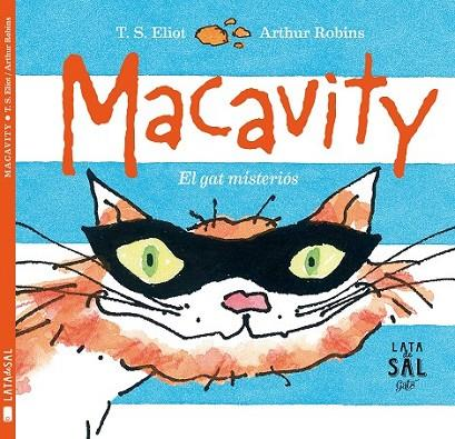 MACAVITY  (CATALA) | 9788494434396 | STEARNS ELIOT, THOMAS