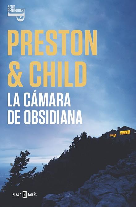 LA CÁMARA DE OBSIDIANA (INSPECTOR PENDERGAST 16) | 9788401020643 | PRESTON, DOUGLAS/CHILD, LINCOLN