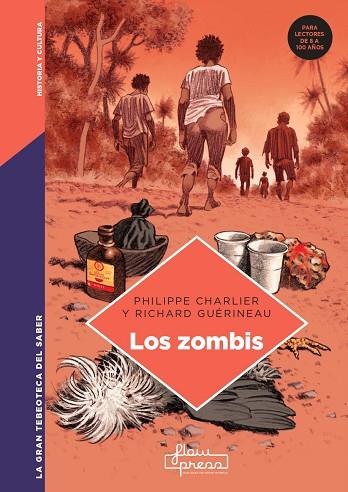 LOS ZOMBIS | 9788412034622 | CHARLIER, PHILIPPE/GUERINEAU, RICHARD