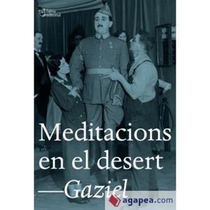 Resultat d'imatges de Meditacions en el desert